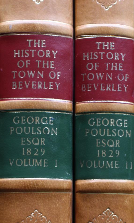 Books-Yorkshire Books